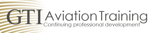 GTI Aviation Training Retina Logo